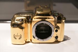 Nikon F50 Gold