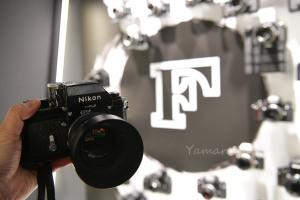 Nikon Photomic FTNと60周年記念を祝う