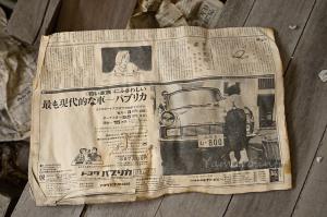 トヨタパブリカ(初代)の新聞広告