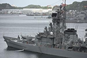 ミサイル護衛艦「はたかぜ」