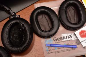 Geekriaの互換イヤーパッドを購入