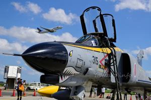 F-4EJ改(37-8315)とスカイマーク