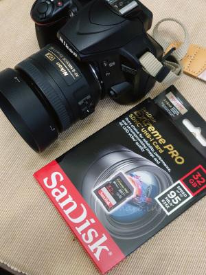 SanDisk Extreme PRO SDHC UHS-I 32GB