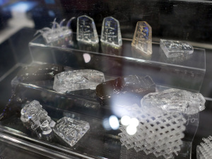 石英ガラスの3Dプリント