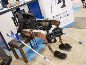 歩行補助ロボット