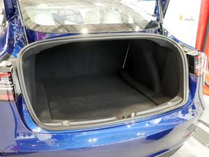 TESLA Model 3のトランク