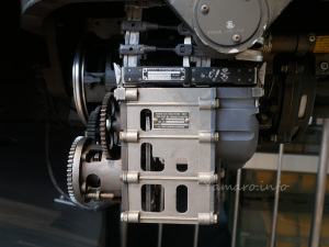 M97E1ガトリング砲