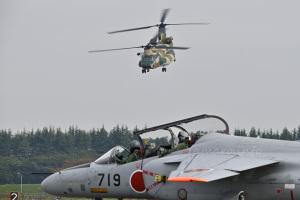 CH-47J(LR)(17-4500)
