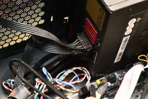 ERX750AWT-DP取り付け完了