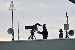 FUJINON UA107×8.4BE搭載カメラ