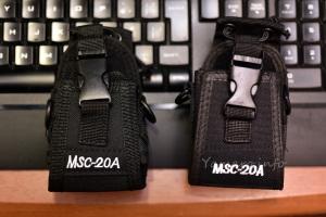 新旧(左が新)MSC-20A