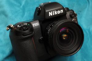 Nikon F100を入手