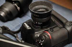 Nikon D800 + Ai AF Nikkor 35mm f/2D