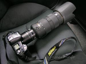 Nikon F90XsとAi AF-S Zoom Nikkor ED 80-200mm F2.8D(IF)