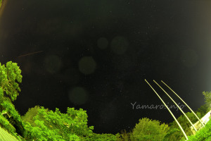 紫波SAの星空