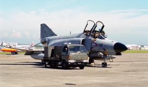 1999年8月の千歳基地航空祭におけるF-4EJ改(37-8308)